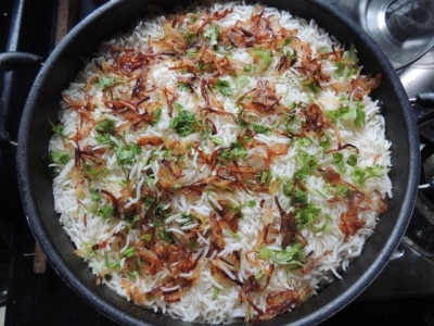 Indisches Essen Food International